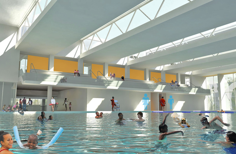 Thumbnail for Kosciusko Pool Feasibility Study