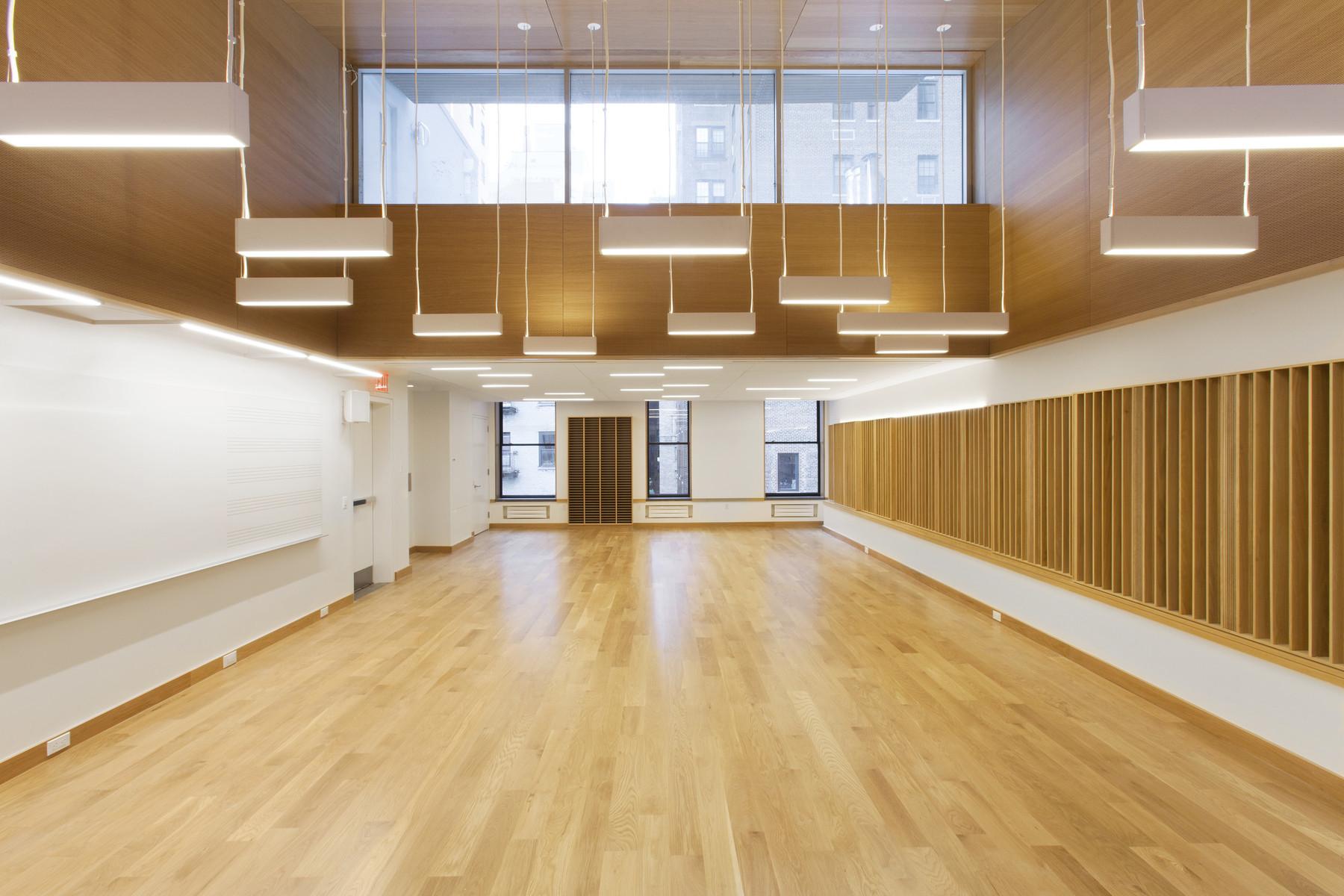 The Buckley School Arts and Sciences Building